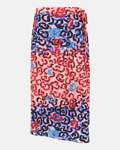 Ružová sukňa M&Co