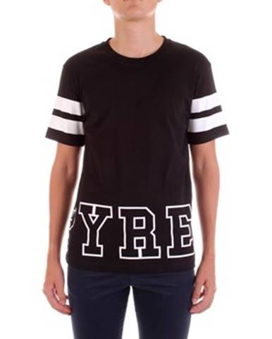 Čierne tričko Pyrex