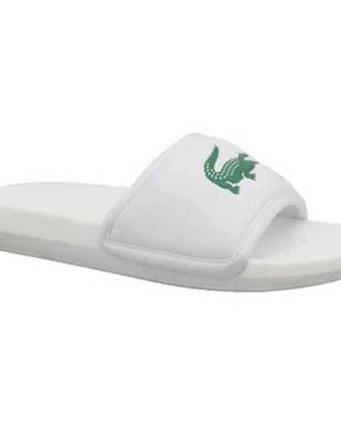 Biele sandále Lacoste