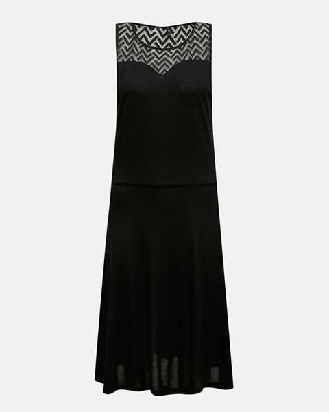 Čierne šaty Only