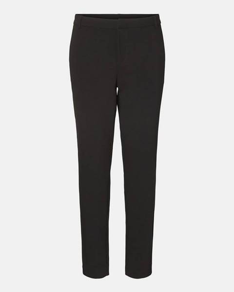 Čierne nohavice Vero Moda