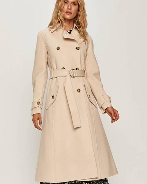 Hnedý kabát Sportmax Code