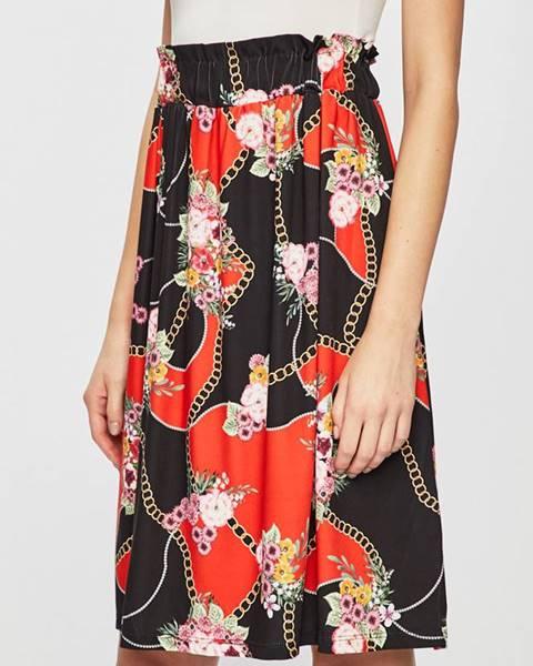 Čierna sukňa Haily's