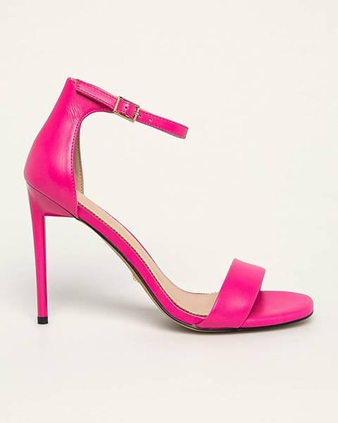 Ružové lodičky Marciano Guess
