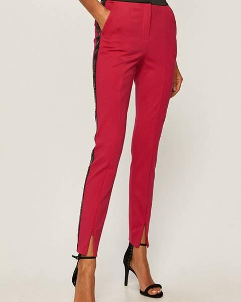 Ružové nohavice Karl Lagerfeld