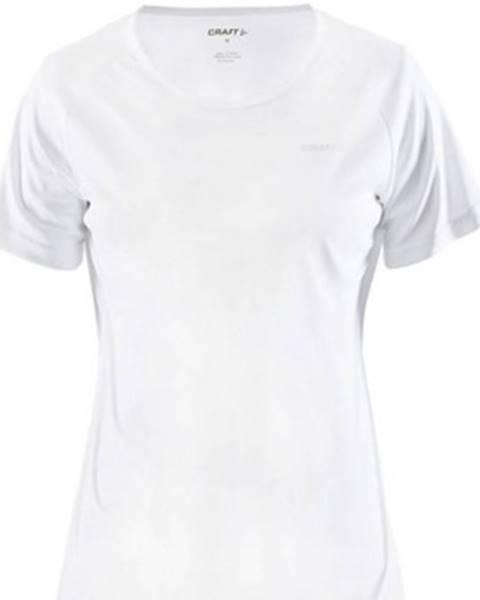 Biele tričko Craft