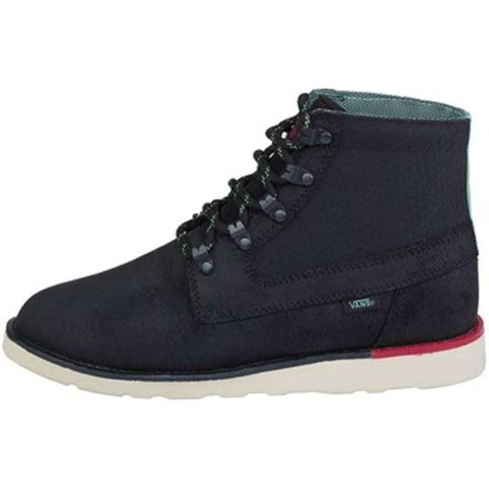 Vans Skate obuv  Breton Boot Black