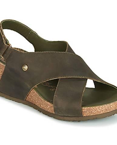 Kaki sandále Panama Jack