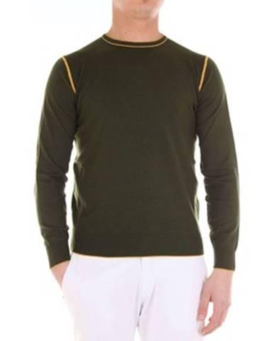 Zelený sveter Bulgarini