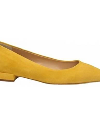 Žlté balerínky Roberta Martini
