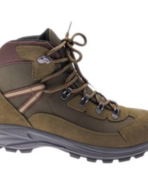 Zelené topánky Gar Sport