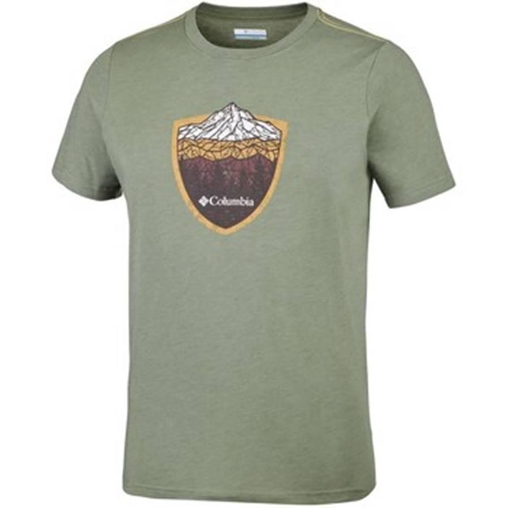 Columbia Tričká s krátkym rukávom  Hillvalley Forest