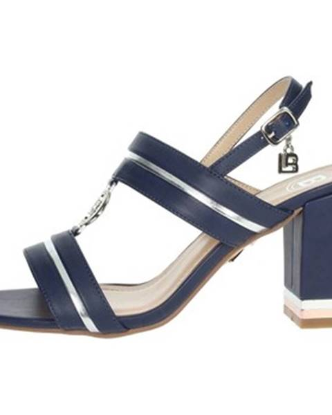 Modré sandále Laura Biagiotti