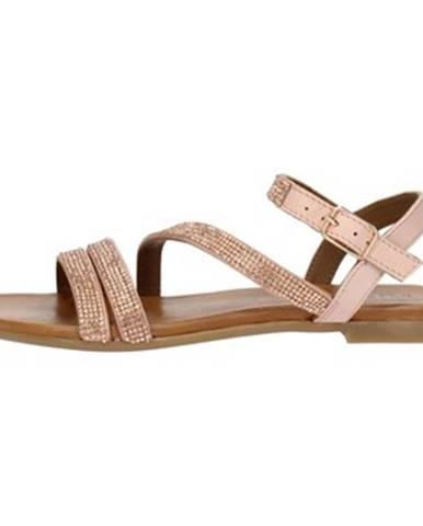 Ružové sandále Inuovo
