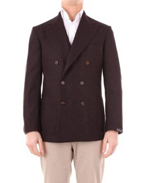 Hnedý oblek Sartorio