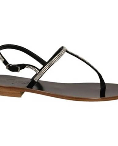 Viacfarebné sandále Soleae