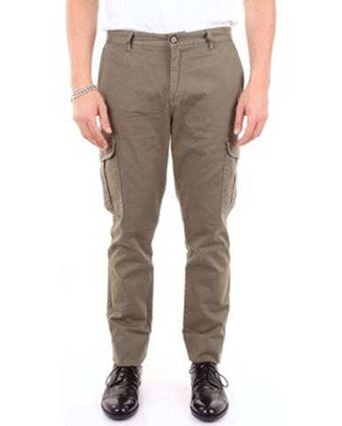 Zelené nohavice Individual