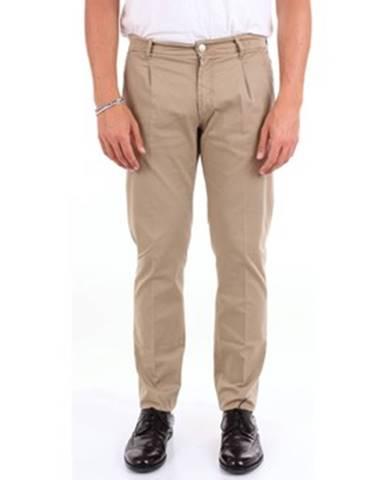 Béžové nohavice Michael Coal