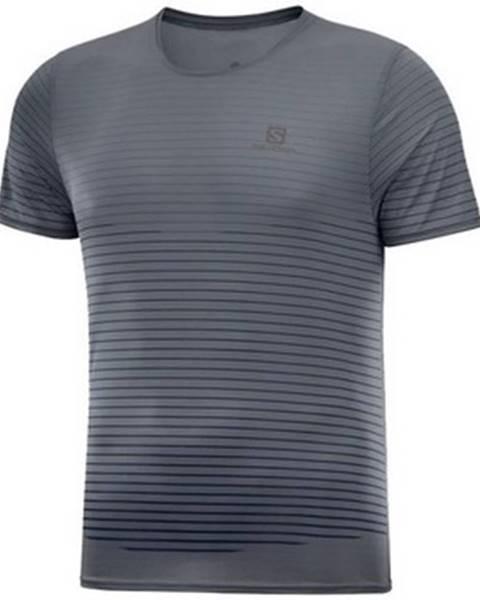 Viacfarebné tričko Salomon