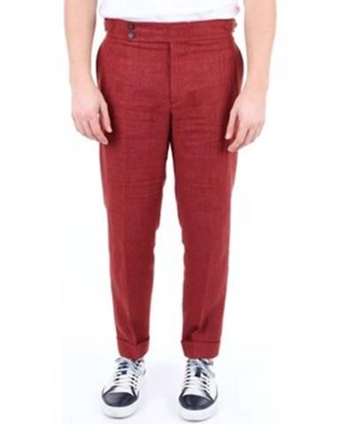 Červené nohavice Be Able