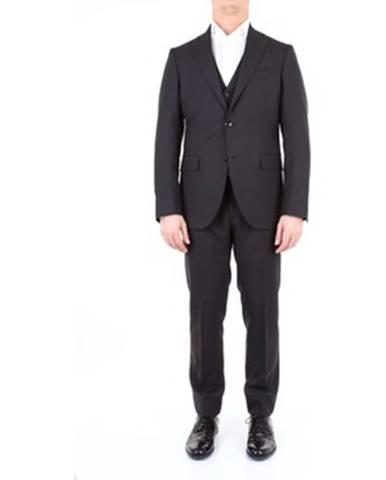 Čierny oblek Sartoria Latorre
