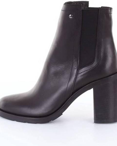 Čierne topánky Joy Wendel