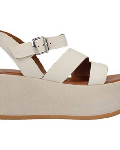 Biele sandále Inuovo