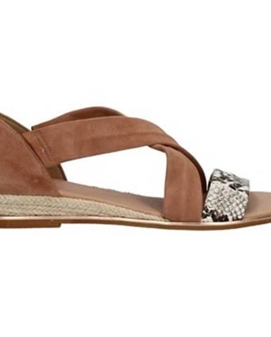 Ružové sandále Ska