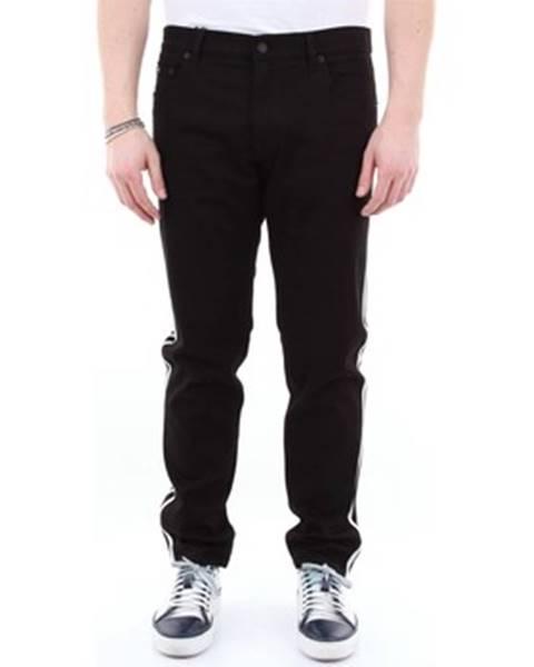 Čierne nohavice D G
