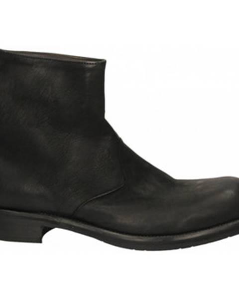 Čierne topánky Ton Gout