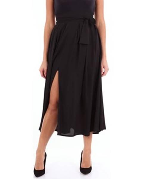 Čierna sukňa Compagnia Italiana