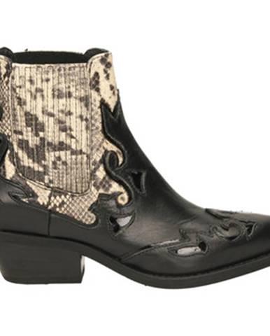 Viacfarebné topánky Janet Janet