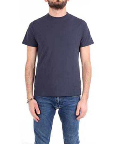 Modré tričko Heritage