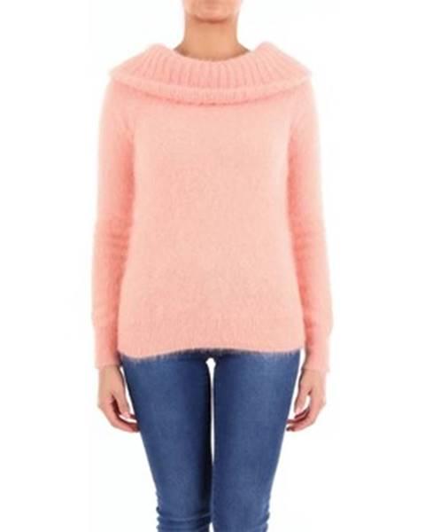 Viacfarebný sveter Semicouture