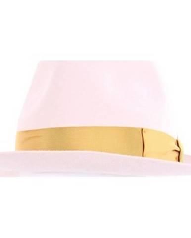 Béžový klobúk Borsalino