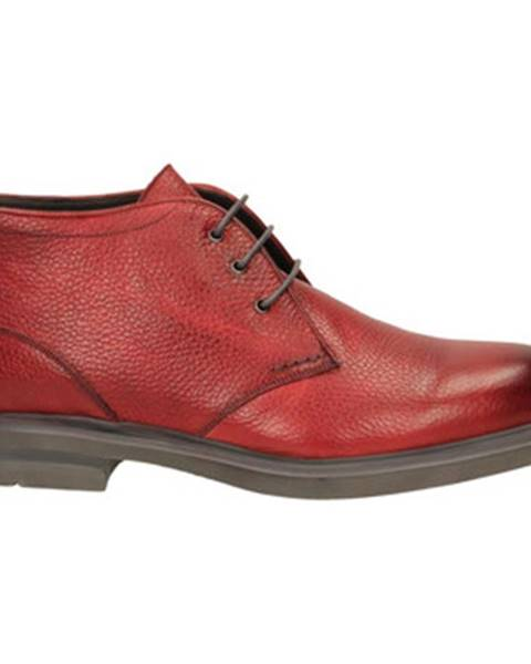 Červené topánky Brecos