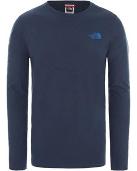 Viacfarebné tričko The North Face