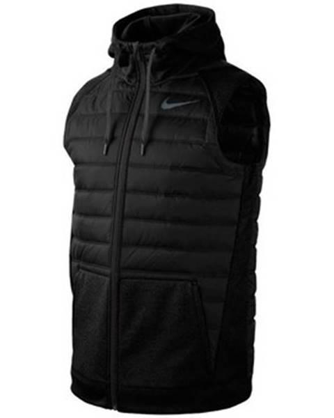 Čierny sveter Nike