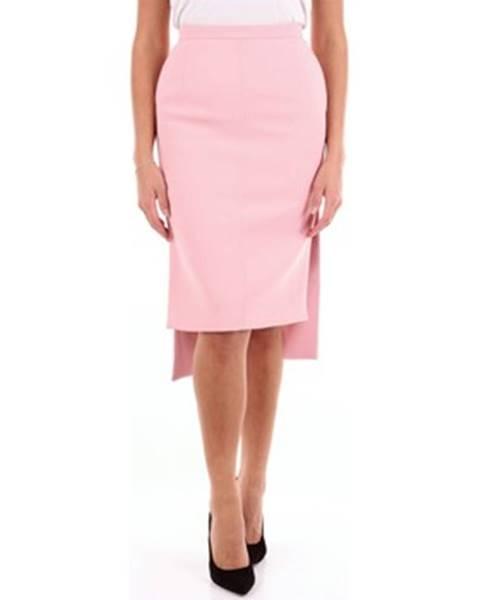 Ružová sukňa N°21