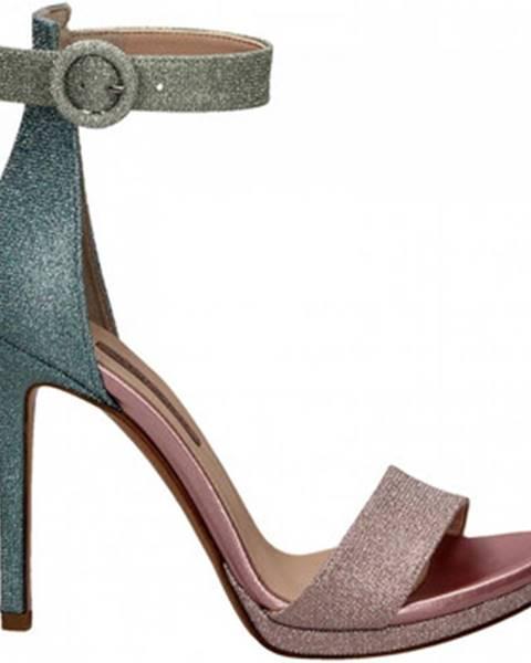Viacfarebné sandále Albano