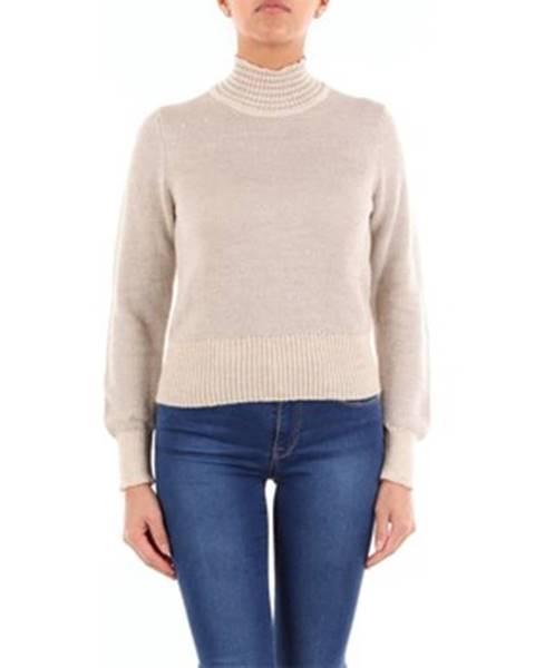 Béžový sveter Nora Barth