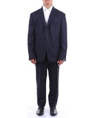 Viacfarebný oblek Tornabuoni