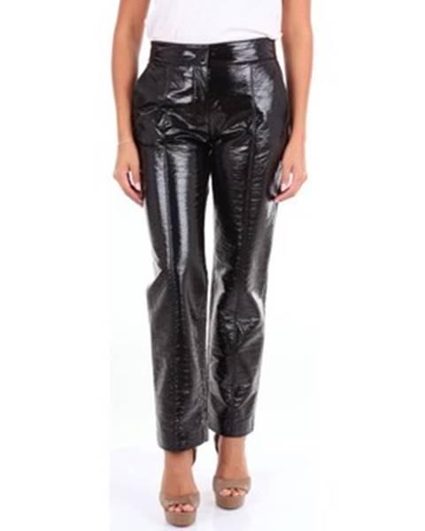 Čierne nohavice Msgm