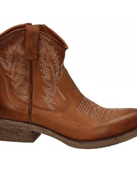 Hnedé topánky Metisse