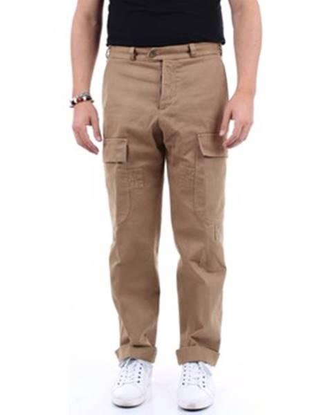 Béžové nohavice Pt Torino