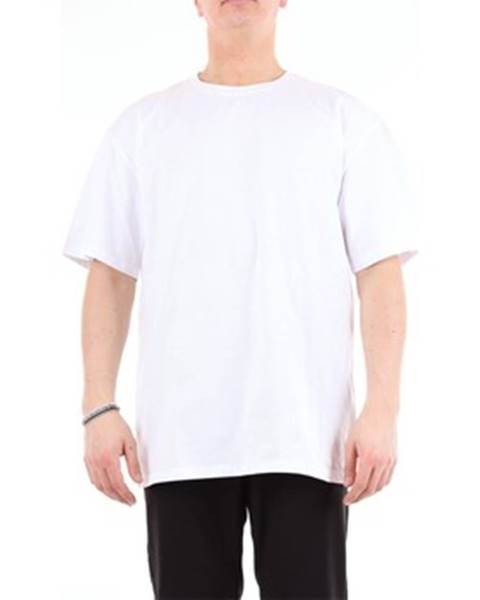 Biele tričko Msgm