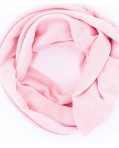 Ružová šatka Montini