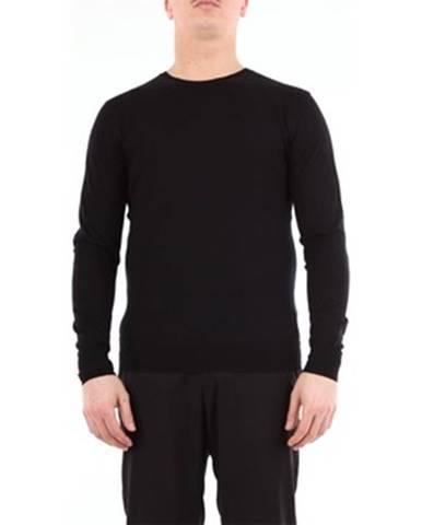 Čierny sveter Hosio