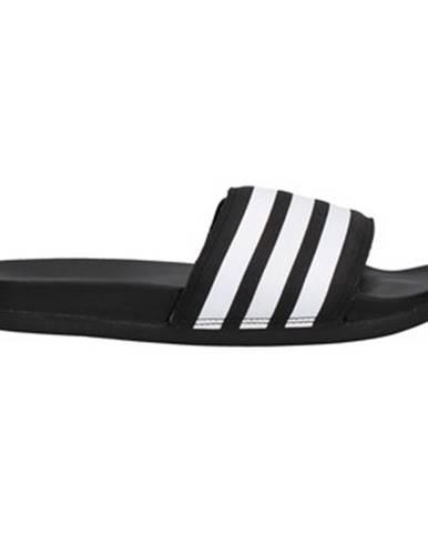 Čierne sandále adidas