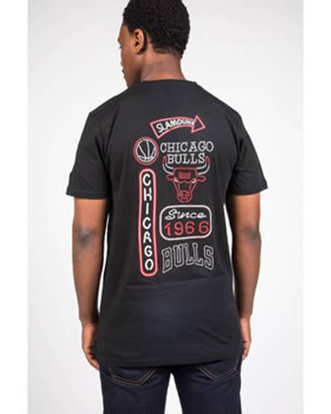 Čierne tričko New-Era